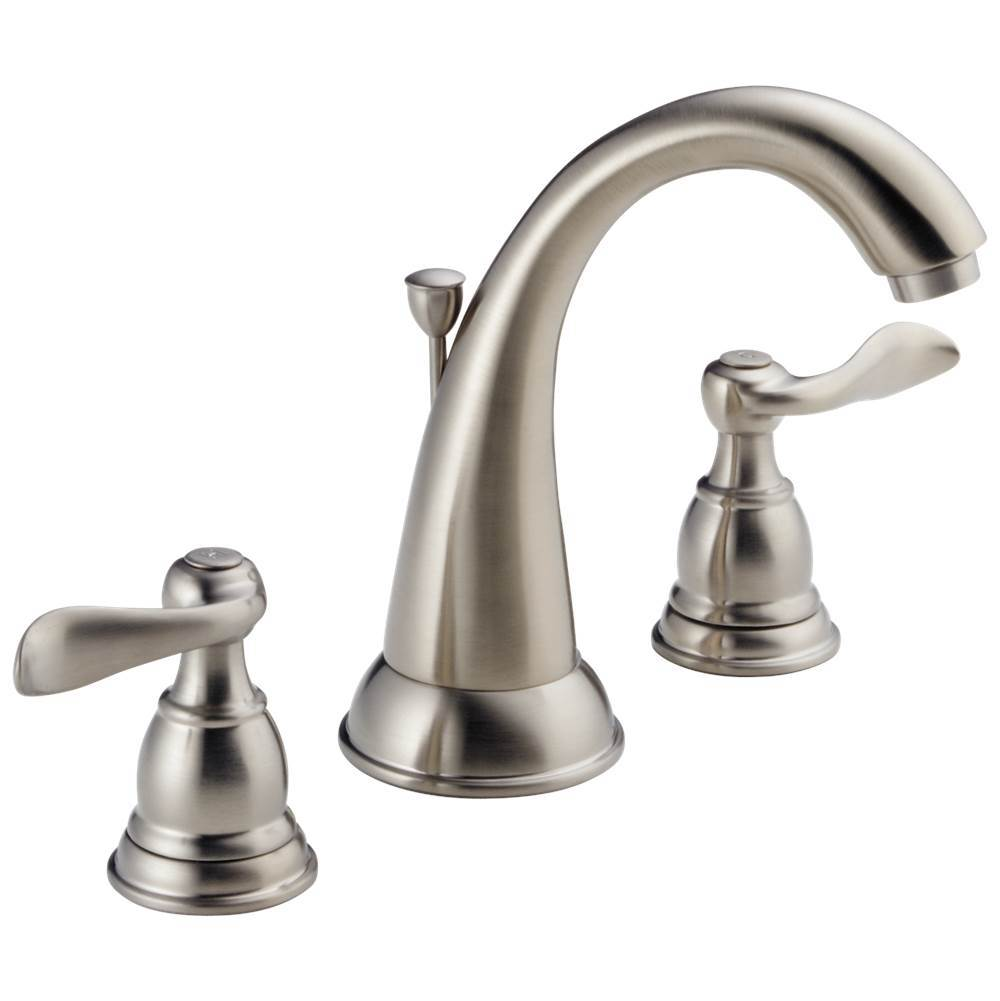 Delta Faucet Faucets Bathroom Sink Faucets Widespread | Fixture Shop    Montclair CA