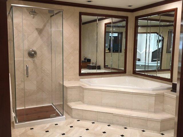 Showroom Bathroom Fixtures